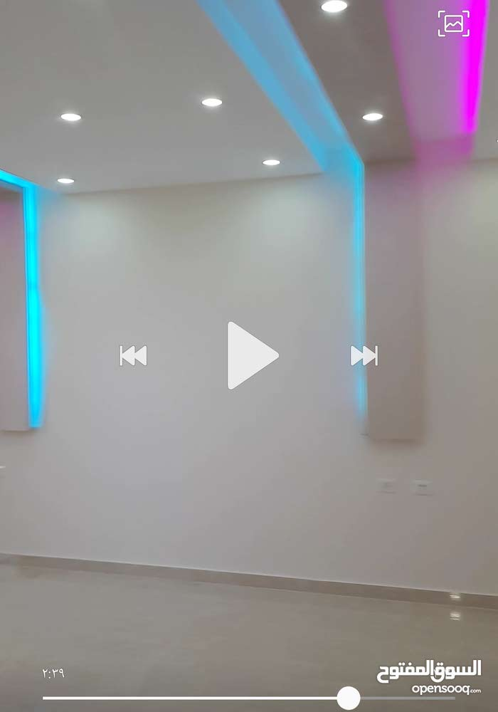 شقه سوبرديلوكس 210متر - غزة