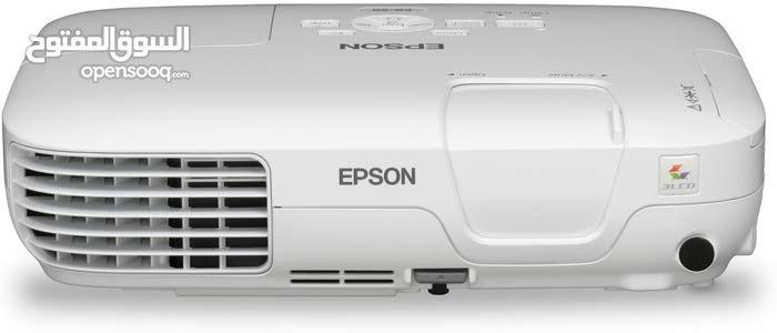 أجهزة إسقاط نوع إيبسون حديثة وجديدة مع جهاز تحكم عن بعد