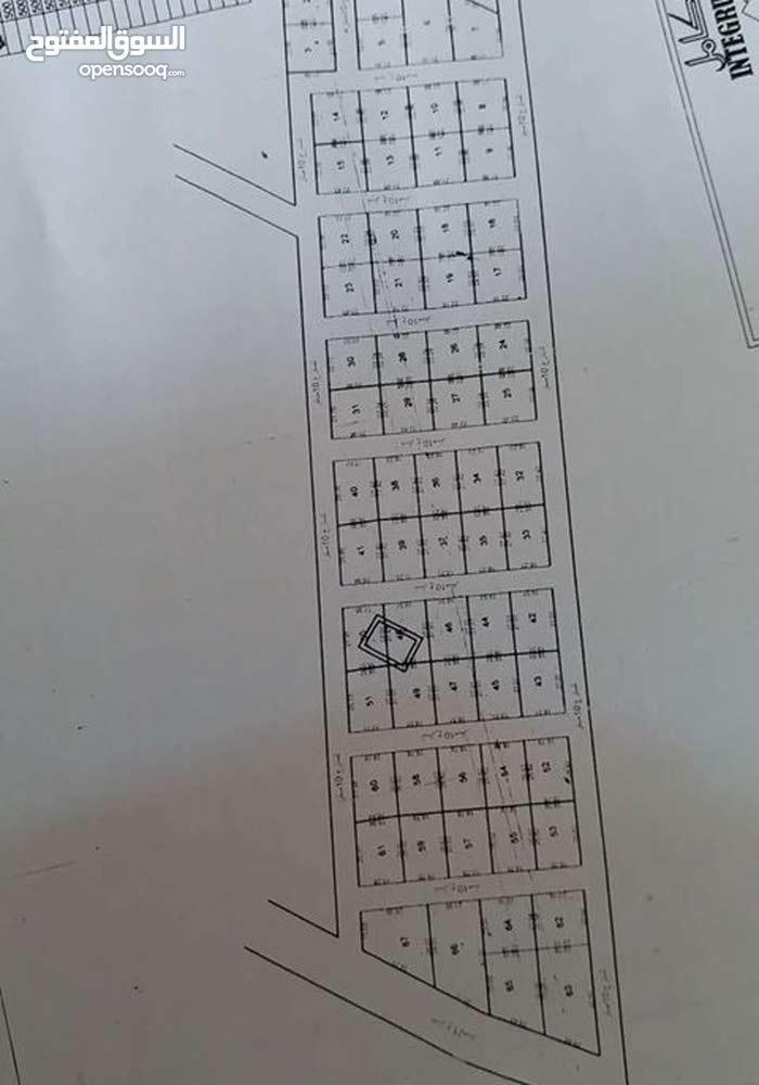 مخطط في أم مبروكة (شارع الأستراحات)