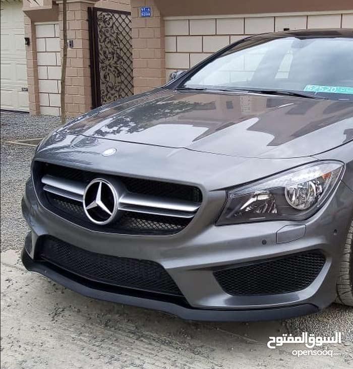 Grey Mercedes Benz CLA 250 2014 for sale