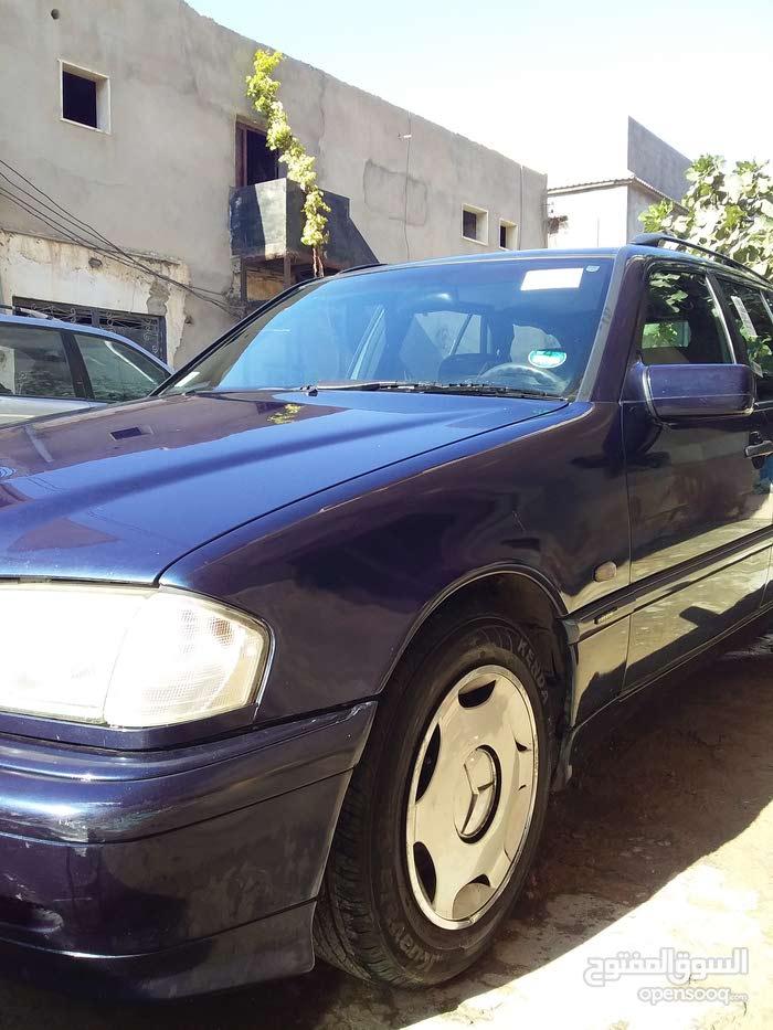 For sale 1999 Blue C 200