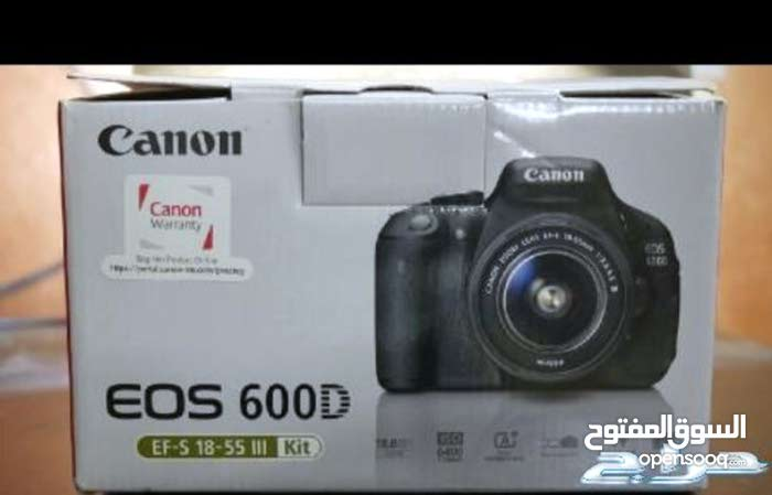 كاميرا كانونD600