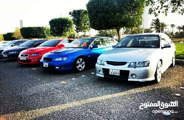 Automatic Chevrolet 2004 for rent - Kuwait City