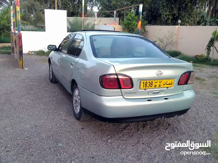 Nissan Primera car for sale 2001 in Muscat city