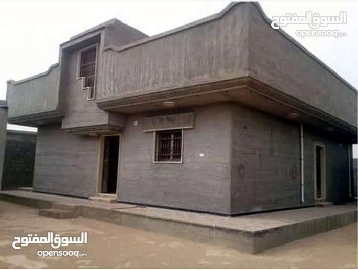 منزل للبيع في أبورويه جاهز للسكن