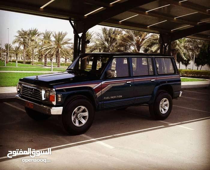 1 - 9,999 km Nissan Patrol 1993 for sale