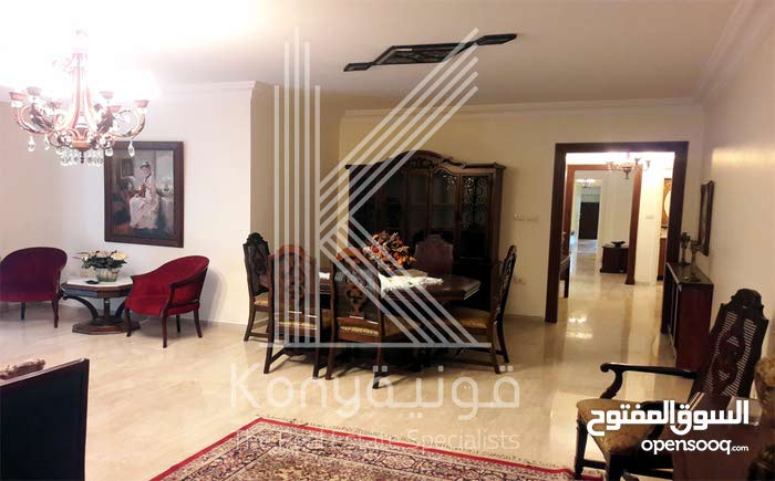 Wadi Saqra apartment for rent with 3 rooms