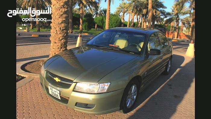 Automatic Chevrolet 2005 for sale - Used - Hawally city