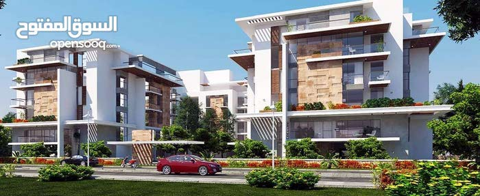 Apartment For Sale At Mountain View i city New Cairo 160m