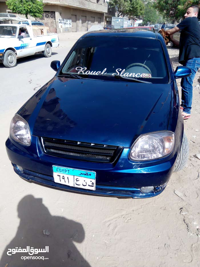 2015 Hyundai for rent in Cairo