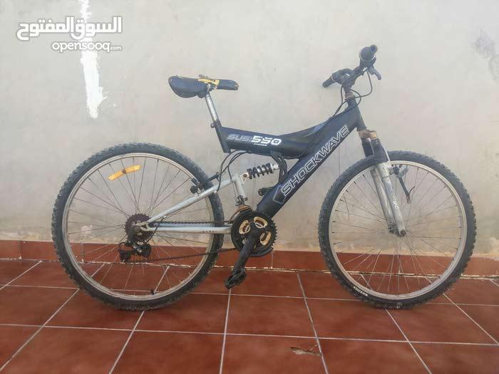 دراجة 26 مستعملة