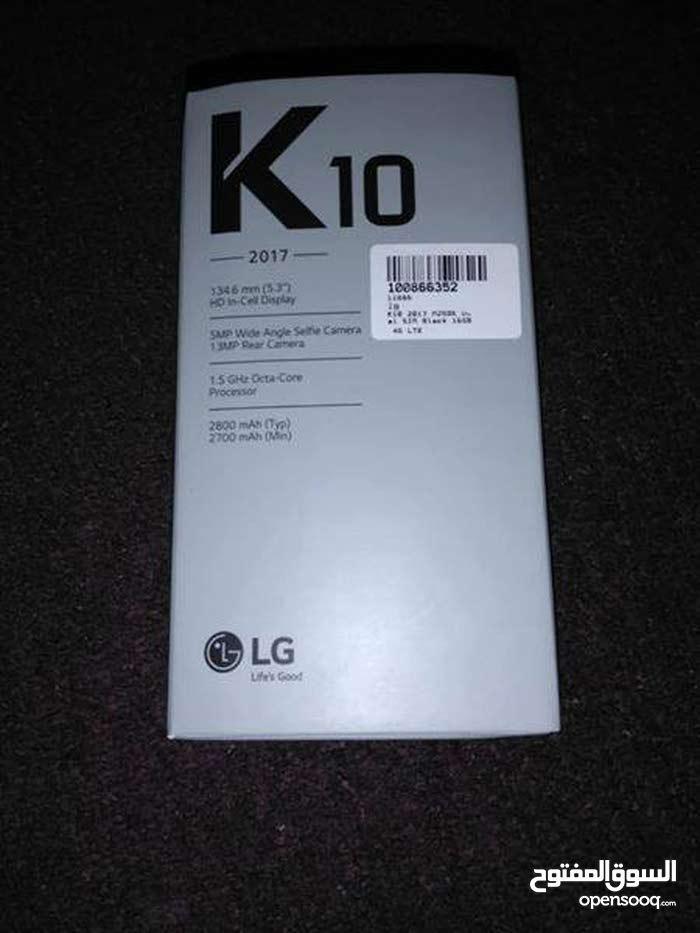 LG K10 2017 4G Dual Sim 16GB