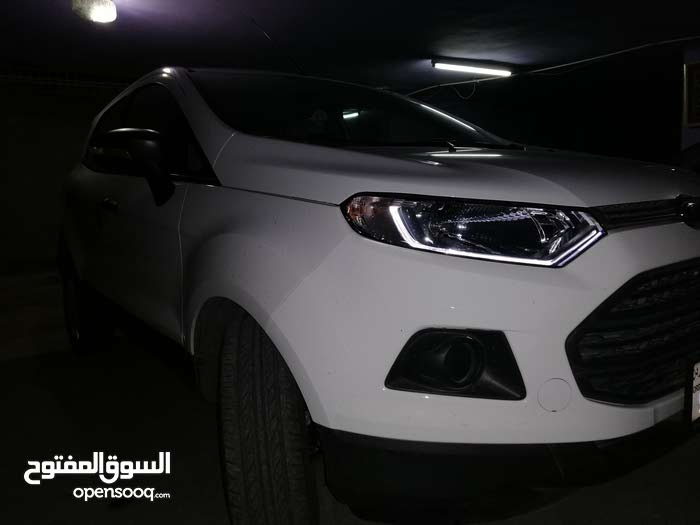 Available for sale! 1 - 9,999 km mileage Ford EcoSport 2017