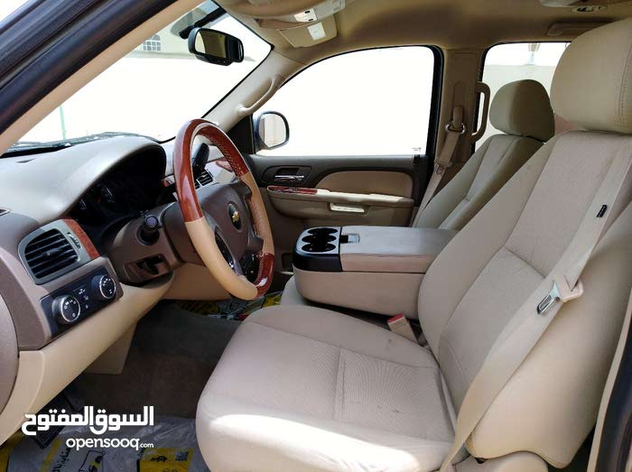 Chevrolet Tahoe 2012 For sale - Grey color