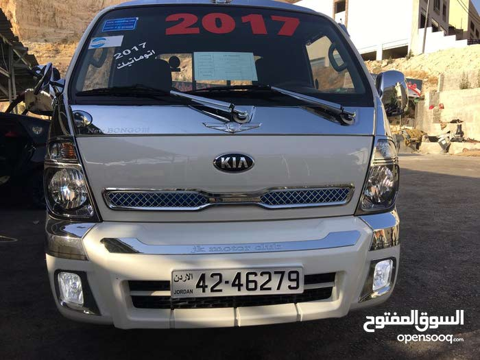 Used 2017 Kia Bongo for sale at best price