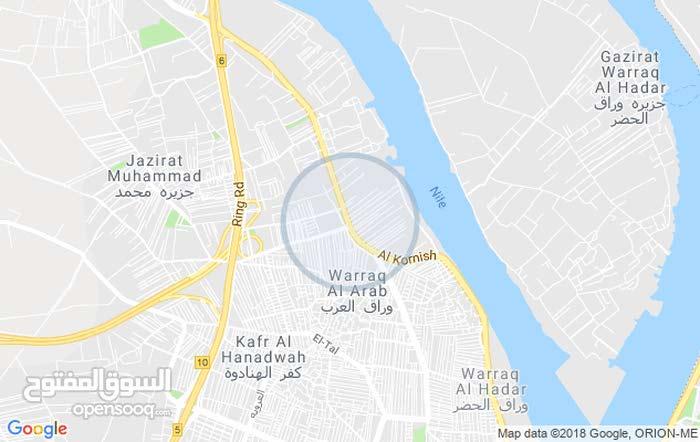 for sale apartment in Giza  - Warraq