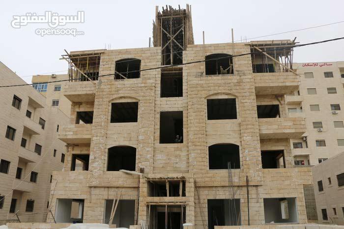 للبيع شقة مساحة 170 متر في شفا بدران اقساط دون بنوك