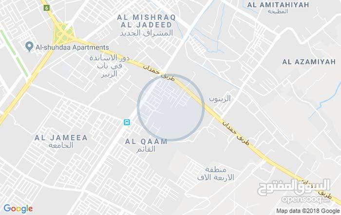 شقة في البصره القبله قرب المعارض حي القائم