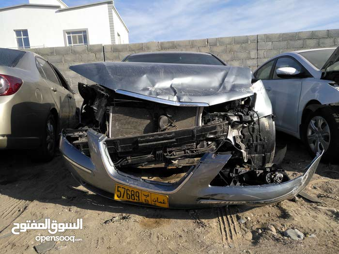 Hyundai Sonata 2010 For sale - Grey color