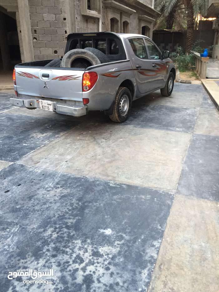 Manual Mitsubishi 2012 for sale - Used - Misrata city