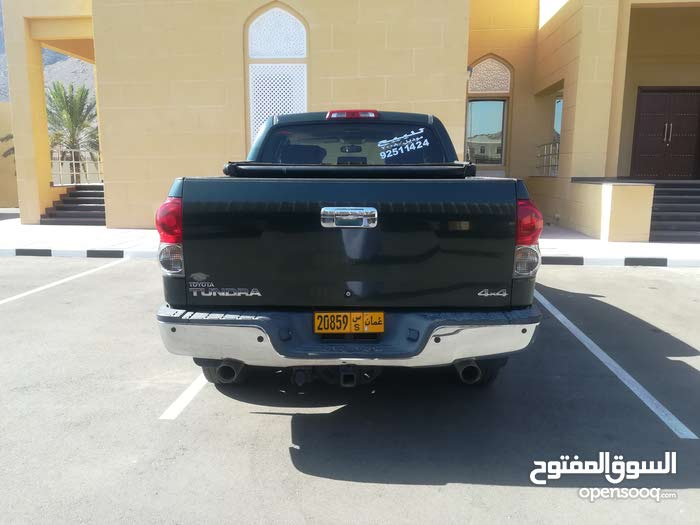 Used condition Toyota Tundra 2008 with 100,000 - 109,999 km mileage