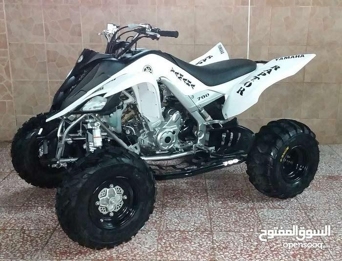 Used Yamaha motorbike in Ras Al Khaimah