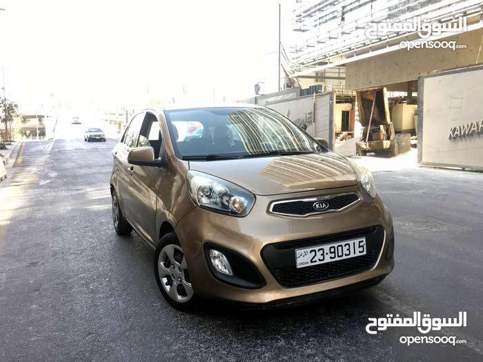 120,000 - 129,999 km Kia Picanto 2012 for sale