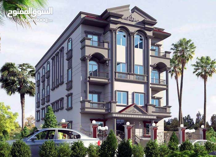 apartment for sale Ground Floor - 6th of October