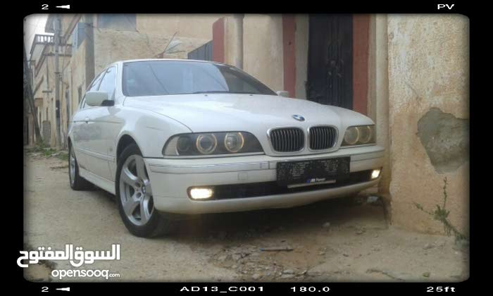 1998 New 528 with Automatic transmission is available for sale