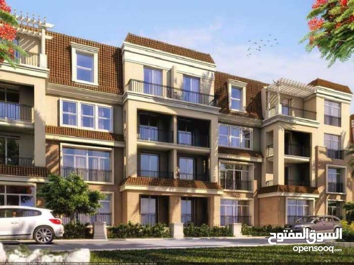 for sale apartment consists of 3 Rooms - Shorouk City