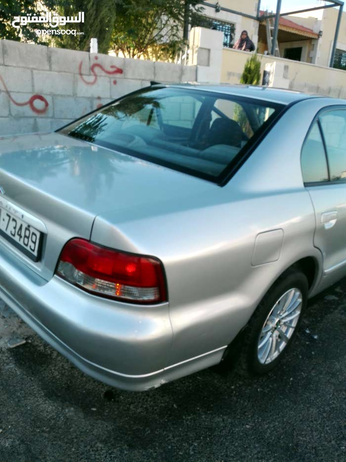 For sale 2003 Silver Galant