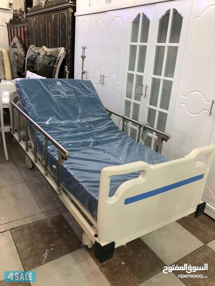 سرير طبي امريكي  شحن وكهرباء