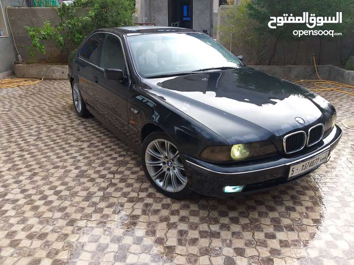 Gasoline Fuel/Power   BMW M5 2000