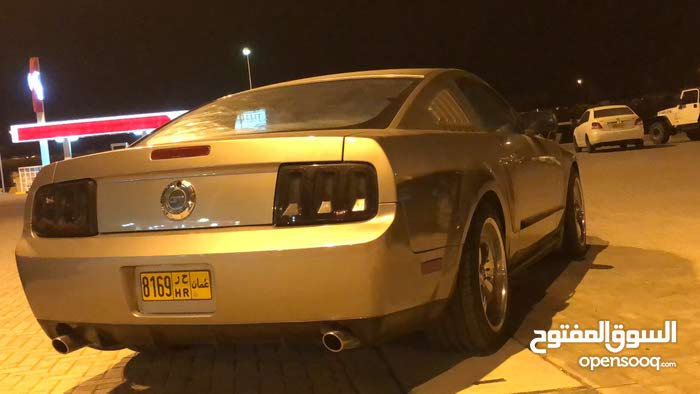 Ford Mustang 2007 For sale - Grey color
