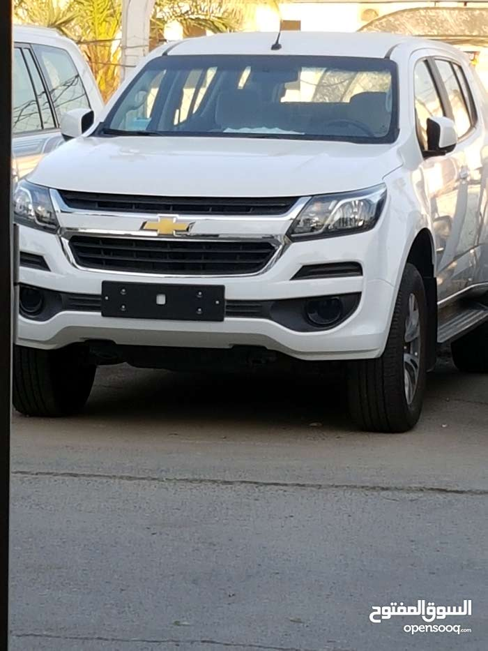 Chevrolet TrailBlazer car is available for sale, the car is in New condition