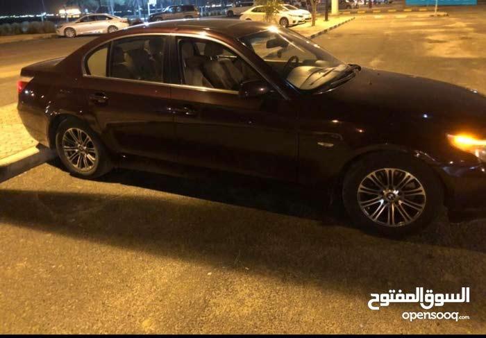 للبيع BMW 525 موديل 2006