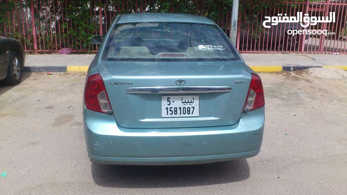 Used Daewoo 2004