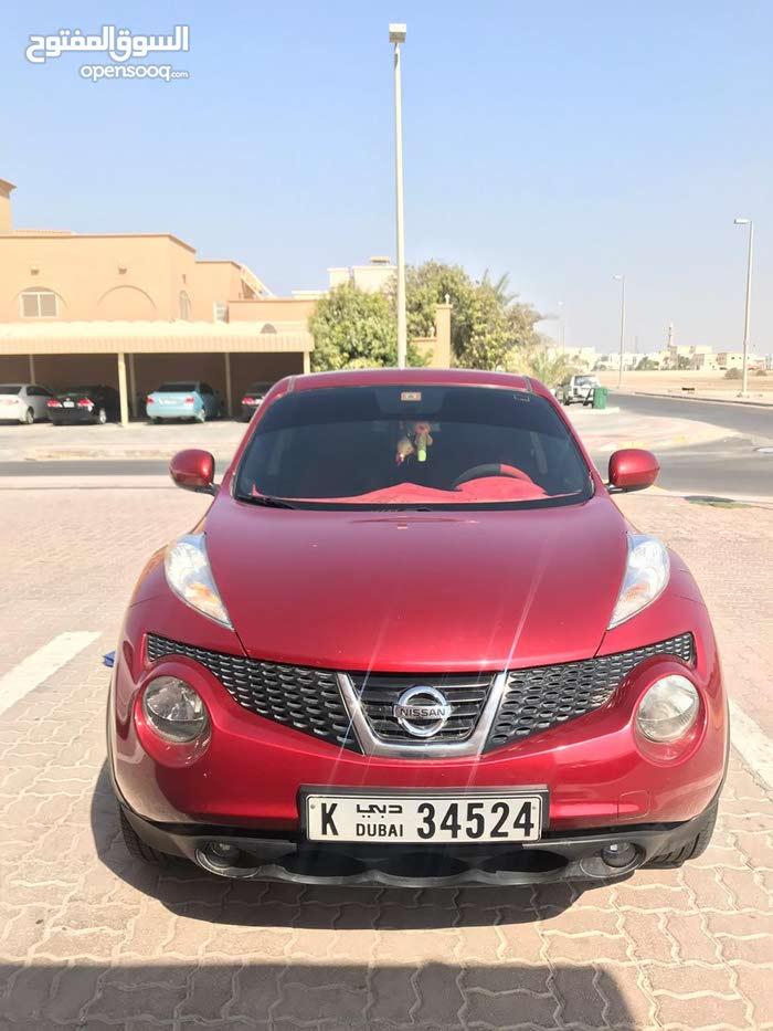 For sale Nissan Juke car in Abu Dhabi
