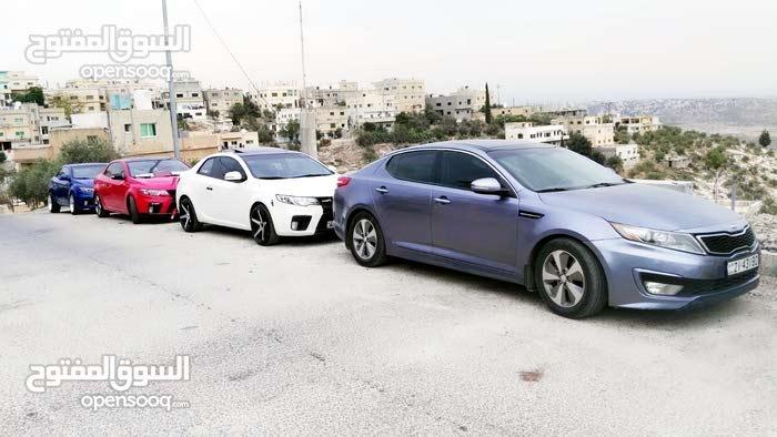 Automatic Kia 2012 for rent - Irbid - (108532620) | Opensooq