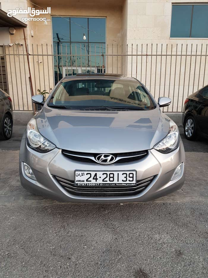 For sale 2014 Grey Elantra