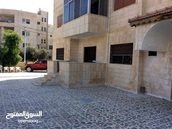 شقة طابق ارضي مميزة جدا للبيع/مرج الحمام _ ام السماق