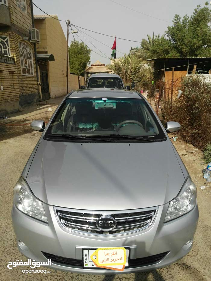 20,000 - 29,999 km mileage BYD G3 for sale