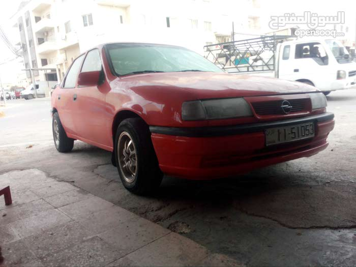 Manual Red Opel 1991 for sale