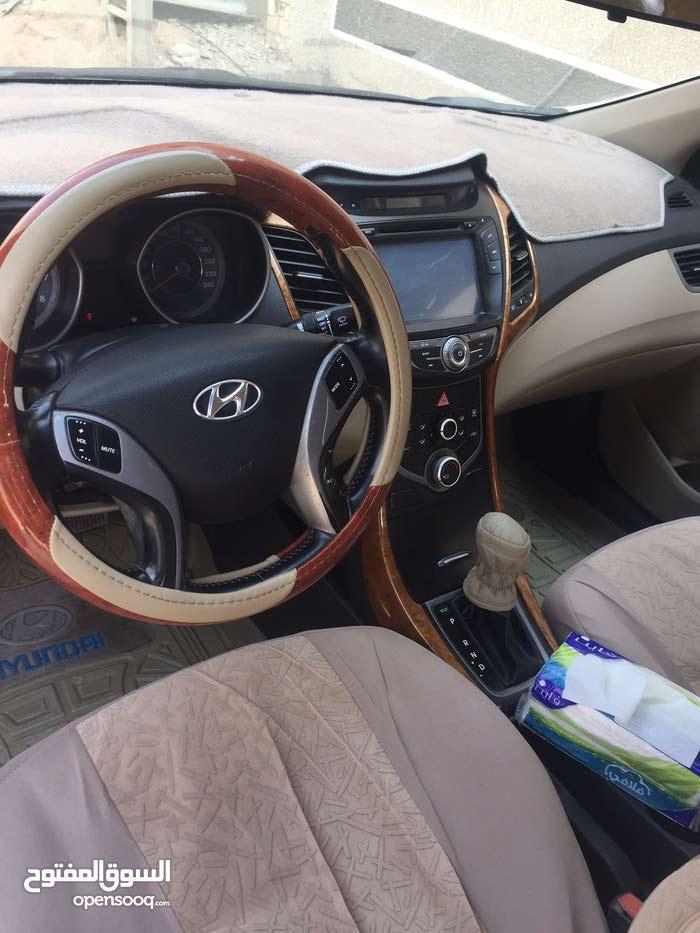Automatic Hyundai 2016 for sale - Used - Karbala city