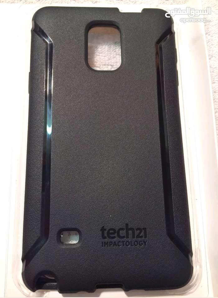 غلاف مدرع لتلفون نوت 4 مدرع من شركه tech البريطانية