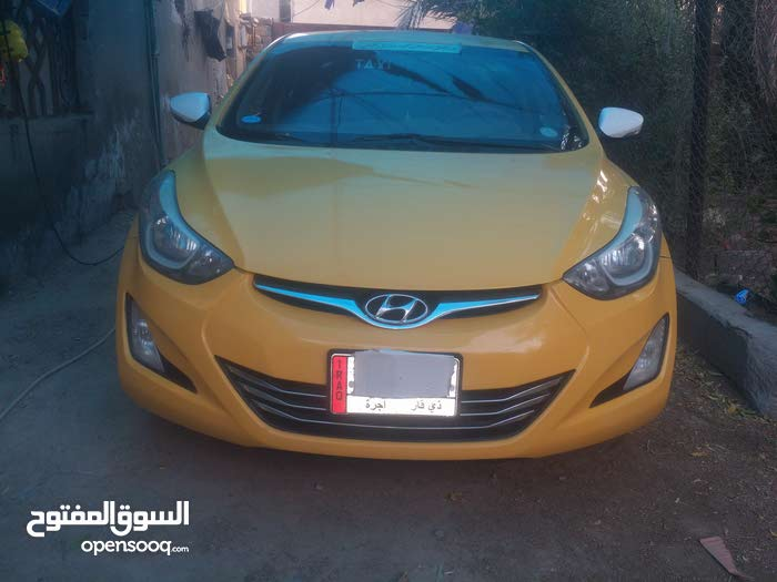 Automatic Hyundai 2015 for sale - Used - Basra city