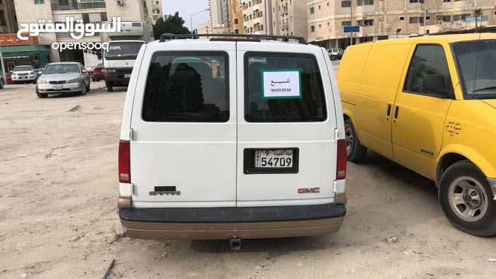 km mileage GMC Safari for sale