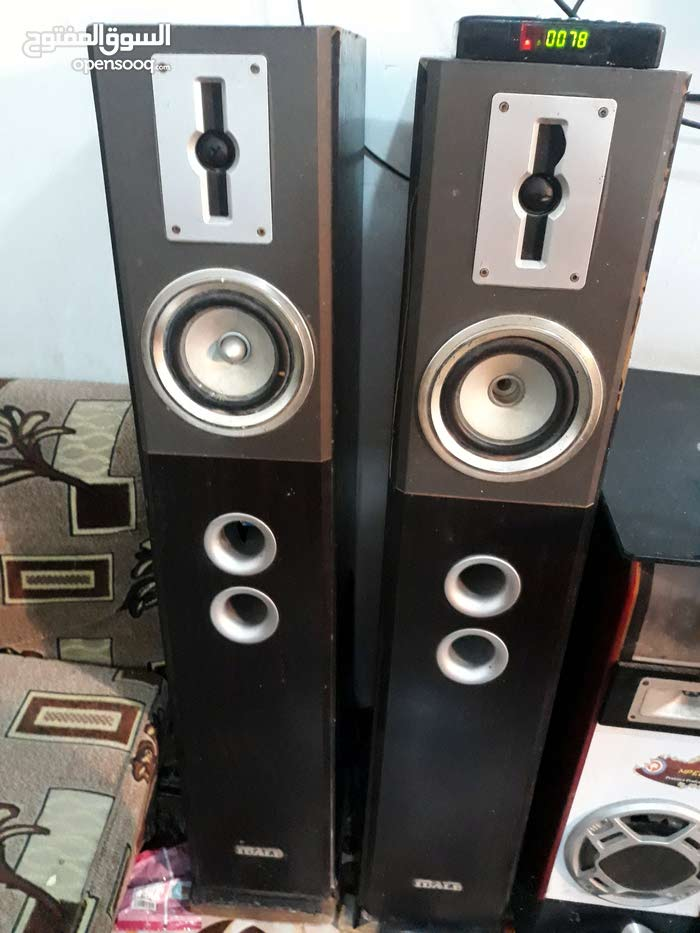 Amplifiers in Used condition for sale in Basra