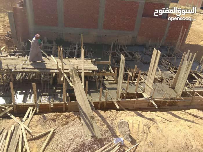 ارض للبيع 210م ببرج العرب بالحي السكني الثالث