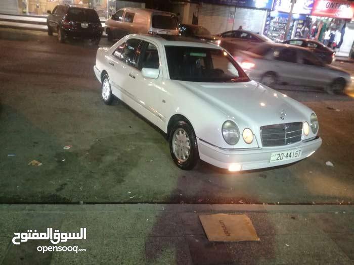 Gasoline Fuel/Power   Mercedes Benz E 230 1998